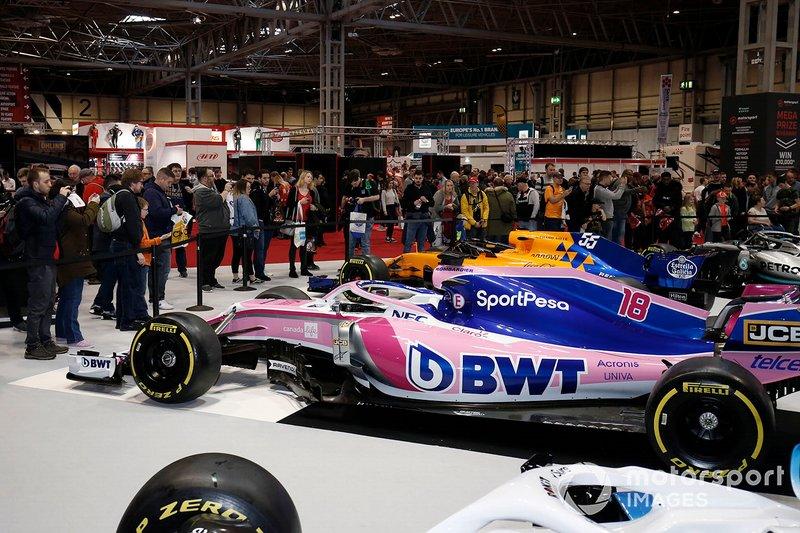Un Racing Point de F1