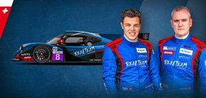 David Droux, Esteban Garcia, Ligier JS P320, Realteam Racing