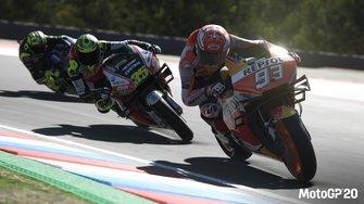 Captura de pantalla MotoGP20