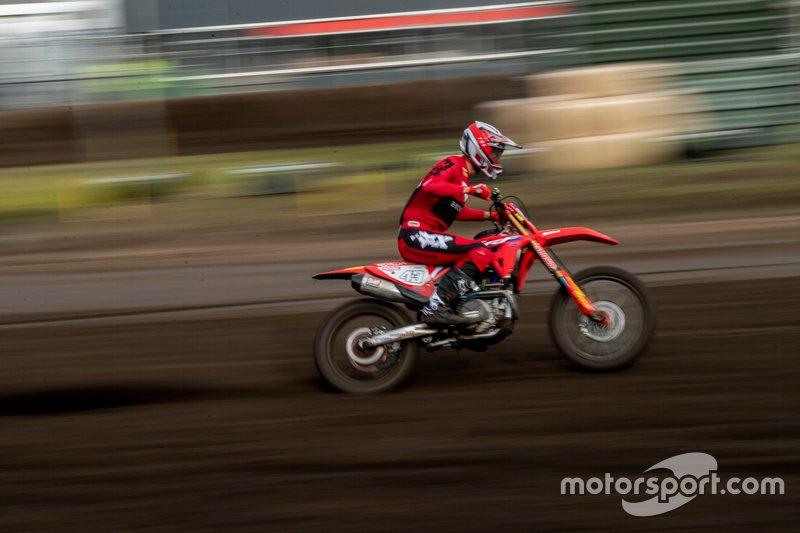 Mitch Evans, HRC Honda
