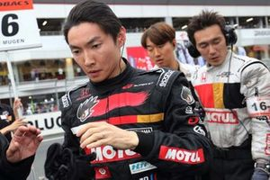 中嶋大祐 Daisuke Nakajima #16 MOTUL MUGEN NSX-GT