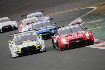 Tsugio Matsuda, NISMO Nissan GT-R NISMO GT500, Benoit Treluyer, WRT Hitotsuyama Team Audi Sport Audi RS5 DTM