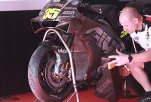 Мотоцикл Honda RC213V Кэла Кратчлоу, LCR Honda Castrol