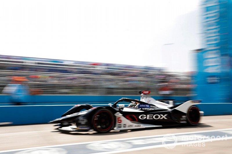 Брендон Хартли, Dragon Racing, Penske EV-4