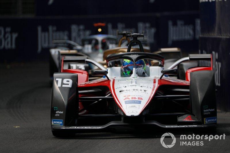 Felipe Massa, Venturi, EQ Silver Arrow 01, Antonio Felix da Costa, DS Techeetah, DS E-Tense FE20