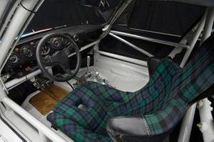 Cockpit de la Porsche 935 1979