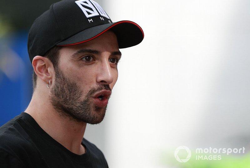 Andrea Iannone dio positivo en un control antidopaje y fue suspendido provisionalmente