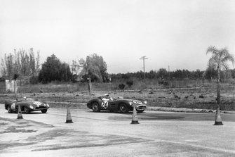 Stirling Moss, Tony Brooks, Aston Martin DBR1