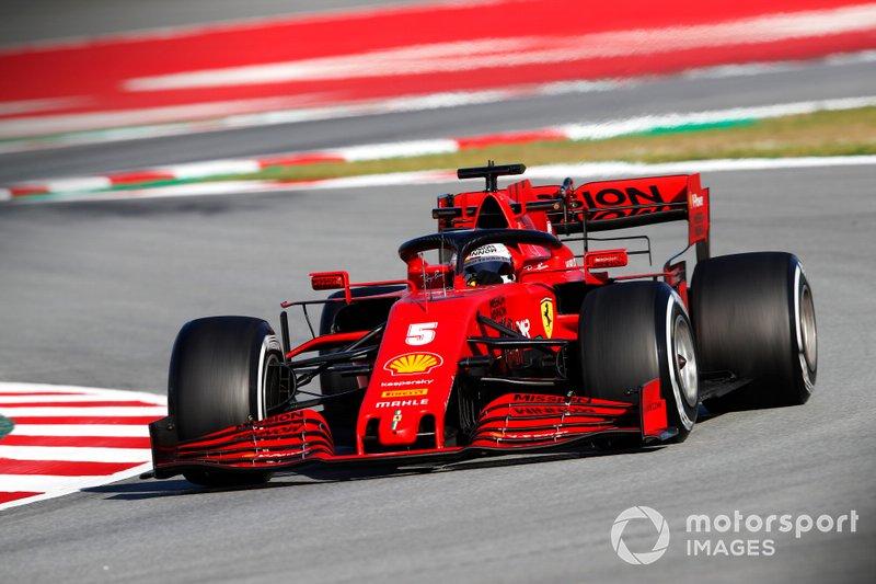 2020 – Ferrari SF1000