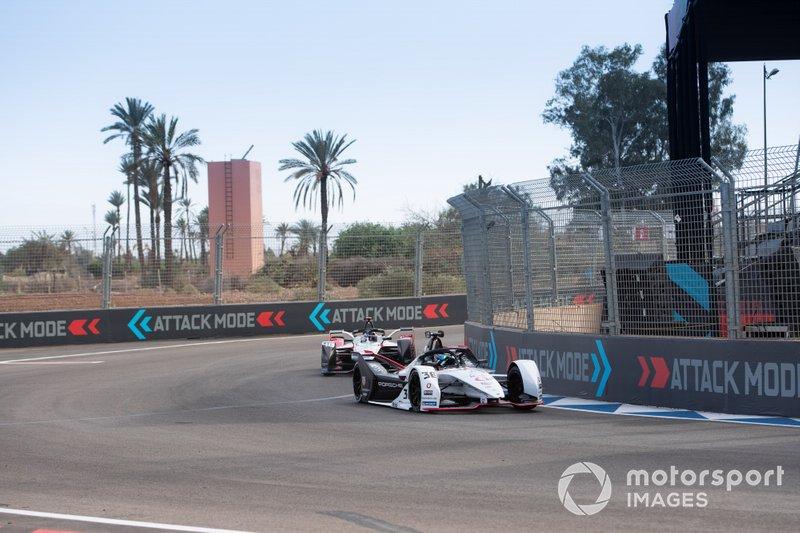 Andre Lotterer, Porsche, Porsche 99x Electric, Edoardo Mortara, Venturi, EQ Silver Arrow 01