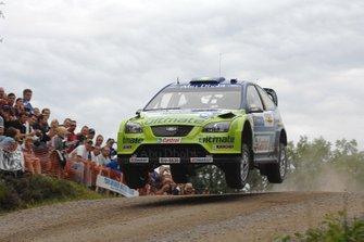 Маркус Гронхольм, Ford Focus WRC