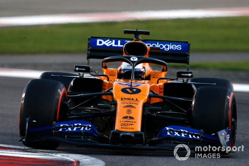 10º: Carlos Sainz Jr., McLaren MCL34