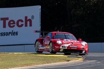 #912 Porsche GT Team Porsche 911 RSR: Earl Bamber, Laurens Vanthoor, Mathieu Jaminet