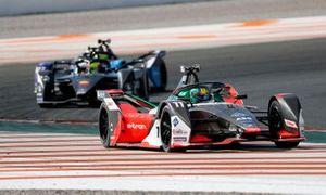 Lucas Di Grassi, Audi Sport ABT Schaeffler, Audi e-tron FE06 Oliver Rowland, Nissan e.Dams, Nissan IMO2
