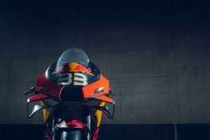 Bike of Brad Binder, Red Bull KTM Factory Racing