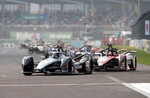Nyck De Vries, Mercedes Benz EQ, EQ Silver Arrow 01 Sébastien Buemi, Nissan e.Dams, Nissan IMO2