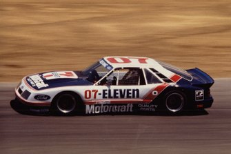 Lyn St. James' 1985 Roush Racing IMSA GTO Mustang