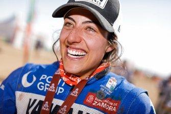 رقم 98 فريق ياماها: سارا غارسيا