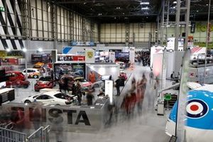 A general view of the fans at Autosport International 2020