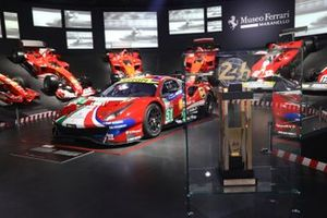 24h of Le Mans at the Ferrari Museum