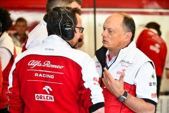 Frederic Vasseur, Takım Patronu, Alfa Romeo Racing