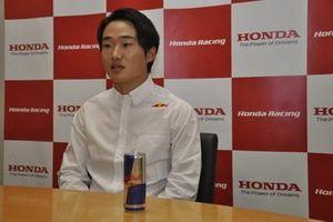 Intervista a Yuki Tsunoda