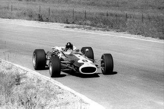 Graham Hill, Lotus 43