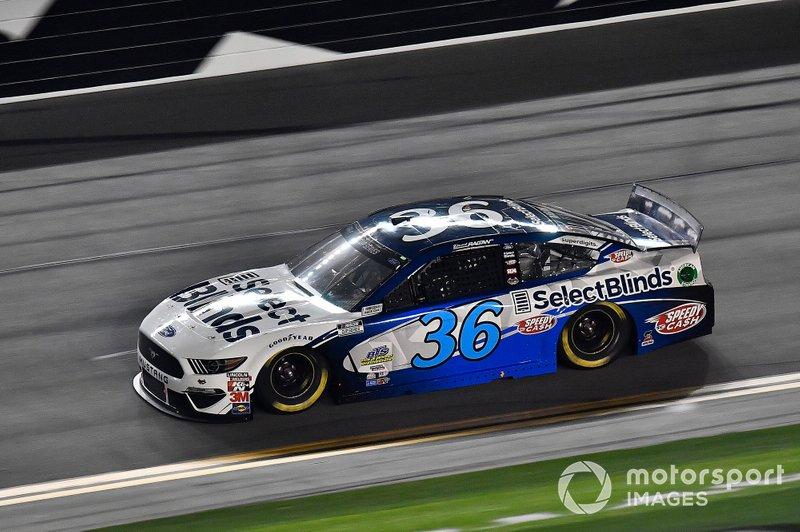 4. David Ragan, Rick Ware Racing, Ford Mustang