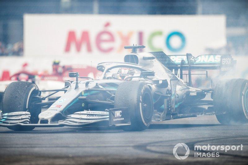 11- GP de México: 1 de noviembre