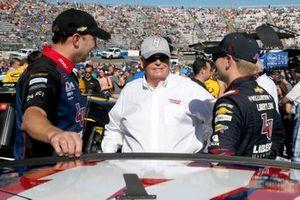 William Byron, Hendrick Motorsports, Chevrolet Camaro Liberty University Rick Hendrick
