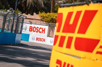 Letrero de Bosch
