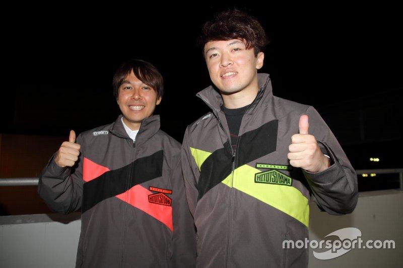 Ritomo Miyata, Ryuichiro Tomita(Audi Team Hitotsuyama)