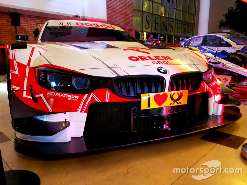 Robert Kubica, ART Grand Prix, BMW M4 DTM