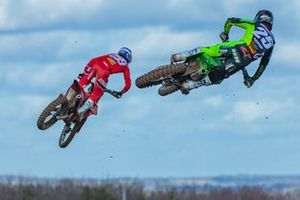 Glenn Coldenhoff, Standing Construct GasGas Factory Racing en Clement Desalle, Monster Energy Kawasaki Racing Team