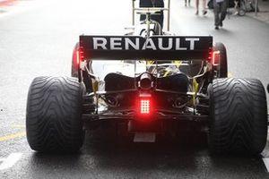 Renault F1 Team R.S.19, rear