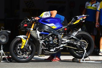 Randy Krummenacher, BARDAHL Evan Bros. WorldSSP Team bike