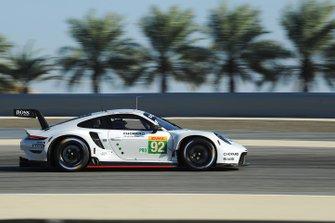 #92 Porsche GT Team Porsche 911 RSR: Michael Christensen, Kevin Estre