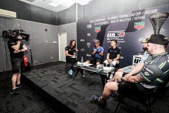 Hafizh Syahrin, Hyundai Team Engstler Hyundai i30 TCR
