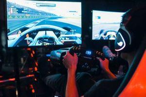 Китайская киберспортивная серия F1 Esports