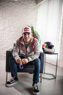 Ayhancan Güven, Red Bull sporcusu oldu