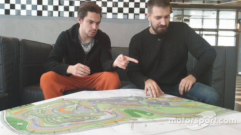 Клим Гаврилов, Carville Racing
