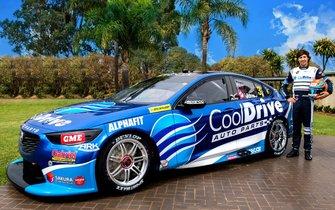 Macauley Jones, #3 Brad Jones Racing Holden Commodore