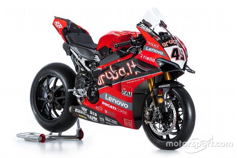 Ducati Panigale VR 4 R 2020