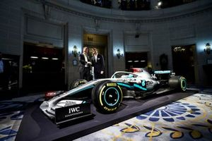 Toto Wolff, Mercedes AMG F1 Director of Motorsport, Sir Jim Ratcliffe, Chairman Ineos