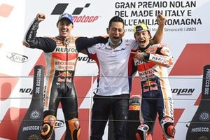 Marc Marquez, Repsol Honda Team, Pol Espargaro