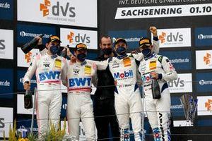 1. #13 Team Zakspeed Mobil Krankenkasse Racing Mercedes-AMG GT3 Evo: Jules Gounon, Igor Walilko, 2. #22 Toksport WRT Mercedes-AMG GT3 Evo: Maro Engel, Luca Stolz