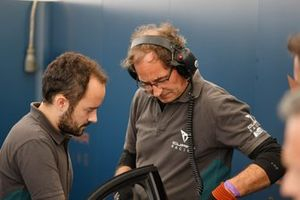 Cupra Racing team members