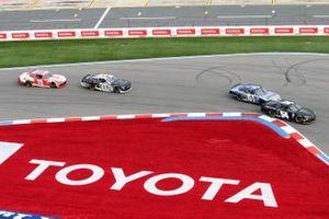 Ty Gibbs, Joe Gibbs Racing, Toyota Supra Monster Energy, Austin Hill, Hattori Racing Enterprises, Toyota Supra AISIN