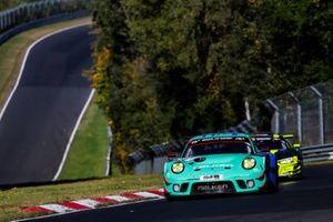 #4 Falken Motorsports -Porsche 911 GT3 R: Martin Ragginger, Sven Müller