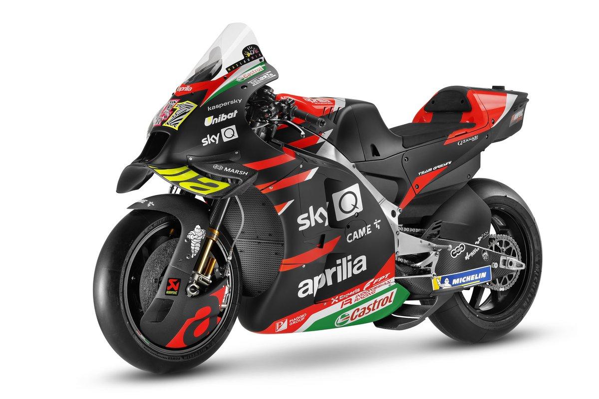 RS-GP 2021, Aprilia Racing Team Gresini